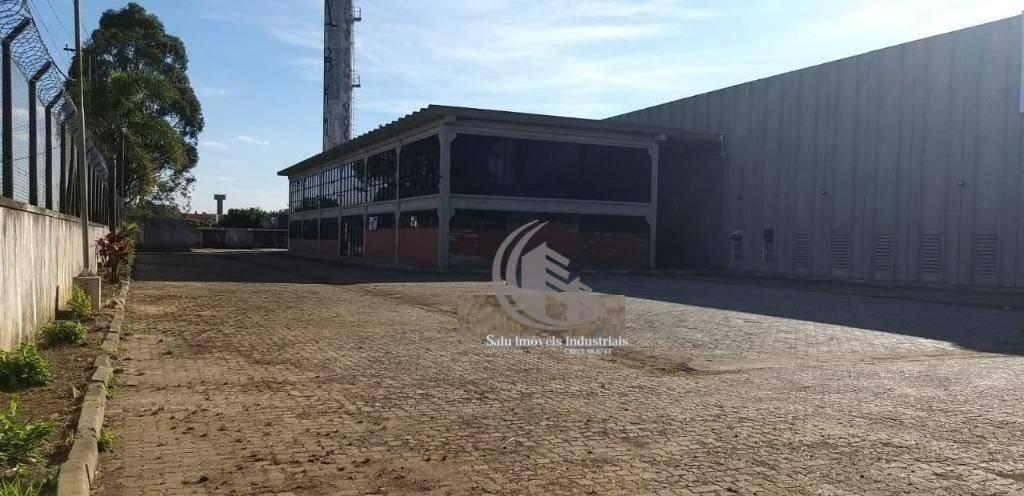 galpão à venda, 9723 m² por r$ 25.000.000,00 - jardim fátima - guarulhos/sp - ga0259