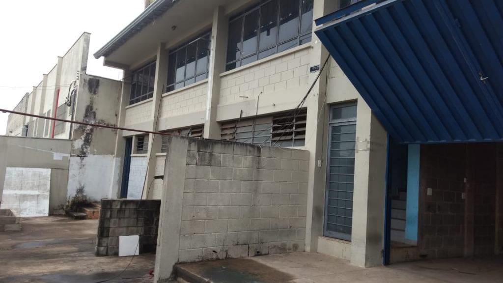 galpão à venda, 980 m² por r$ 1.350.000,00 - jardim pérola - santa bárbara d'oeste/sp - ga0184
