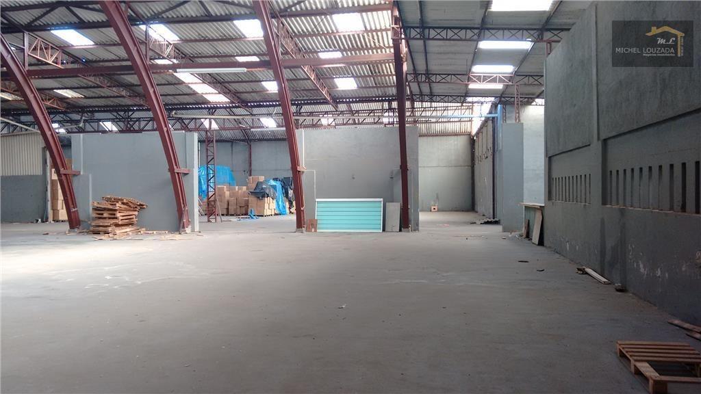 galpão à venda e locação, 3700 m² por r$ 15.000.000,00 - vila prudente - são paulo/sp - ga0070