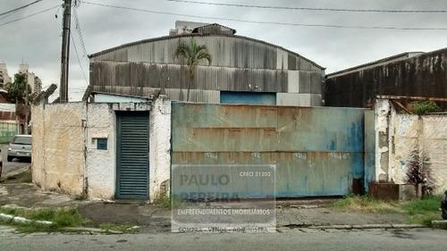 galpão - vila galvão - guarulhos- são paulo - 15002-10-2