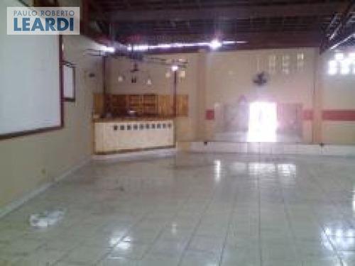galpão vila regente feijó - são paulo - ref: 538392