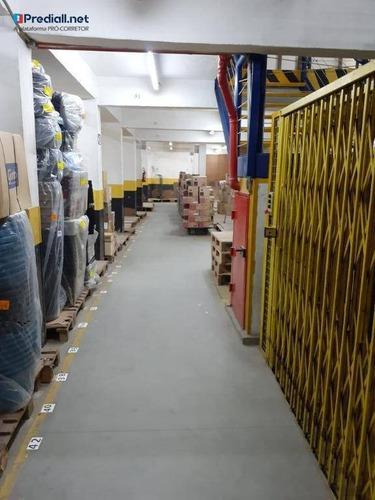 galpão/depósito/armazém para aluguel e venda tem 2426 metros quadrados em vila ré - são paulo - sp - ga0074