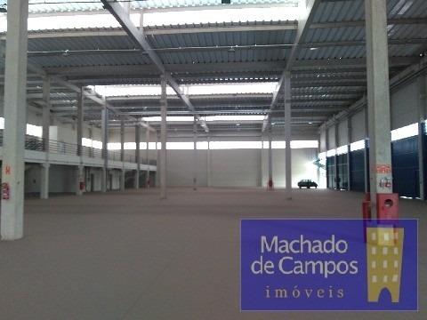 galpão/depósito/armazém/barracão para locação em paulinia - gl00540 - 2761779