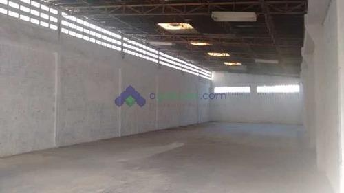 galpões com 286 m² e 324 m² e salas comerciais dentro de condomínio em afogados, recife - pe - 1265