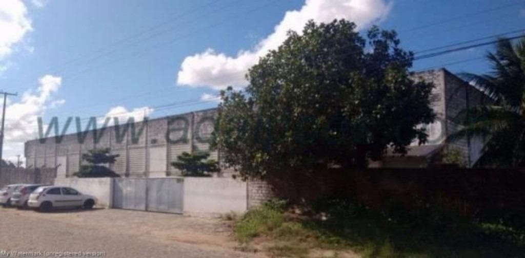 galpões com 5.000 m² e 10.000 m² a r$ 7 p/m² no melhor local do distrito de joão pessoa - 1309