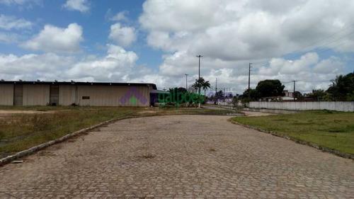 galpões com 6.500 m² e 13.000 m². excelente local! - 1373