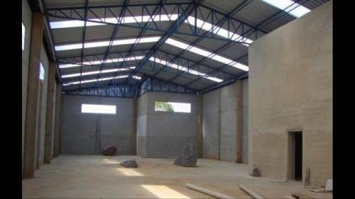galpões - fabricação e instalação