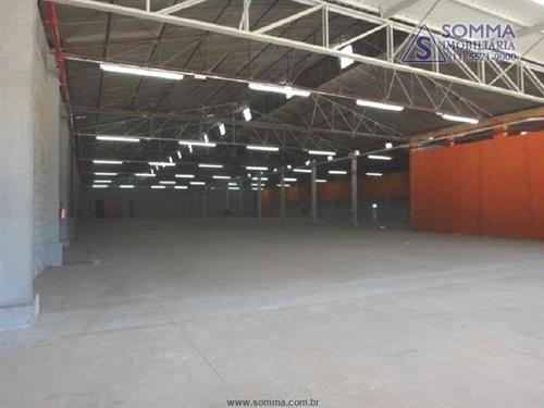galpões industriais para alugar  em são paulo/sp - alugue o seu galpões industriais aqui! - 1414525