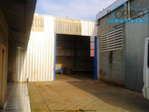 galpões industriais à venda  em atibaia/sp - compre o seu galpões industriais aqui! - 1282700