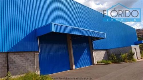 galpões industriais à venda  em bom jesus dos perdões/sp - compre o seu galpões industriais aqui! - 1371885