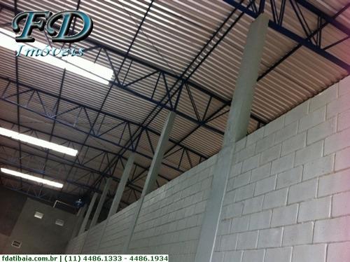 galpões industriais à venda  em mairiporã/sp - compre o seu galpões industriais aqui! - 1235675