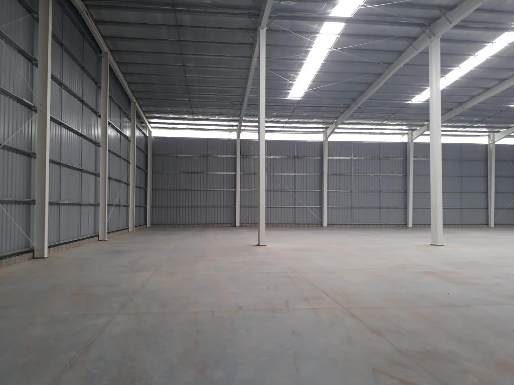 galpón 1824 m² en parque industrial ezeiza - ezeiza