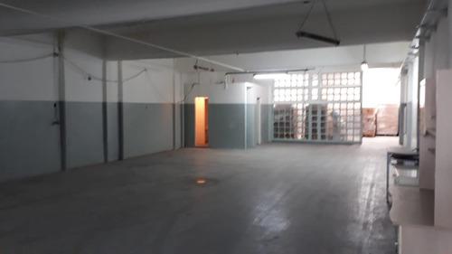galpón 300 m2, remodelado a nuevo!! (mataderos)
