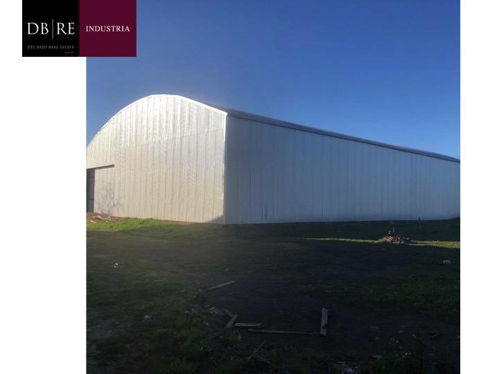 galpón 800 m2 - villa rosa - pilar