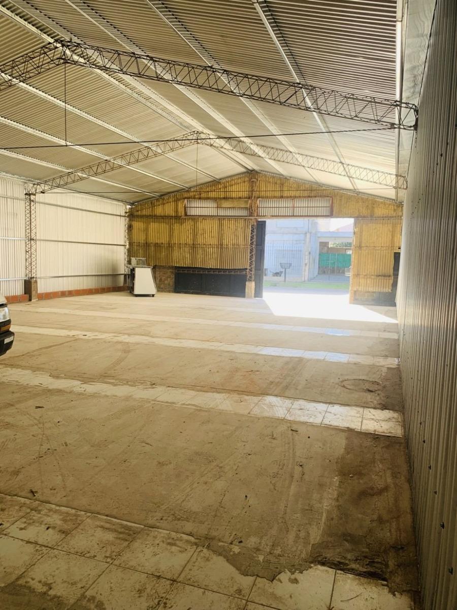 galpon a estrenar de 200 m2 /berazategui