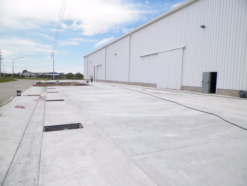 galpon a estrenar de 3000 m2 cubiertos+2000 m2 libres pibera