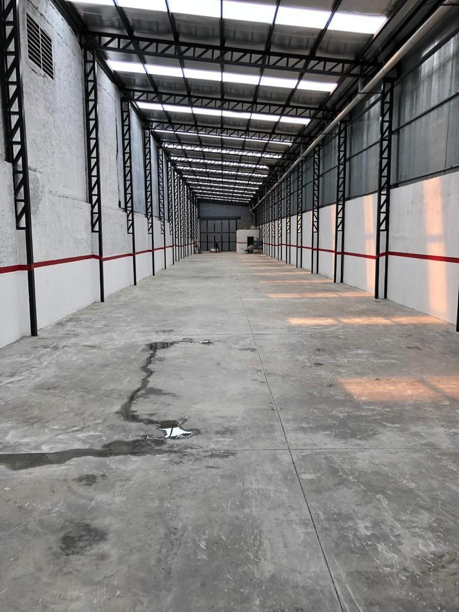 galpon a estrenar en alquiler de 650 m2 - dock sud avella