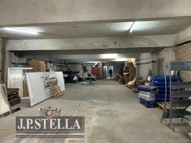 galpon comercial 522 m² c/ oficinas (anticipo y facilidades) - s.justo (ctro)