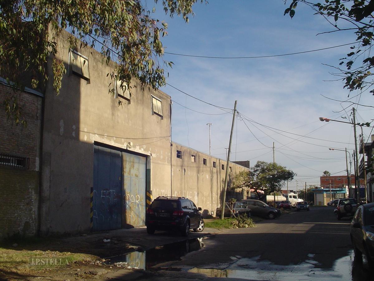 galpón comercial 624 m² cubiertos sobre m. bufano (ex camino de cintura) - san justo