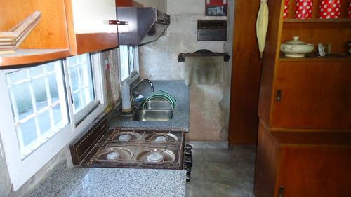 galpón con departamento 2 ambientes incorporado