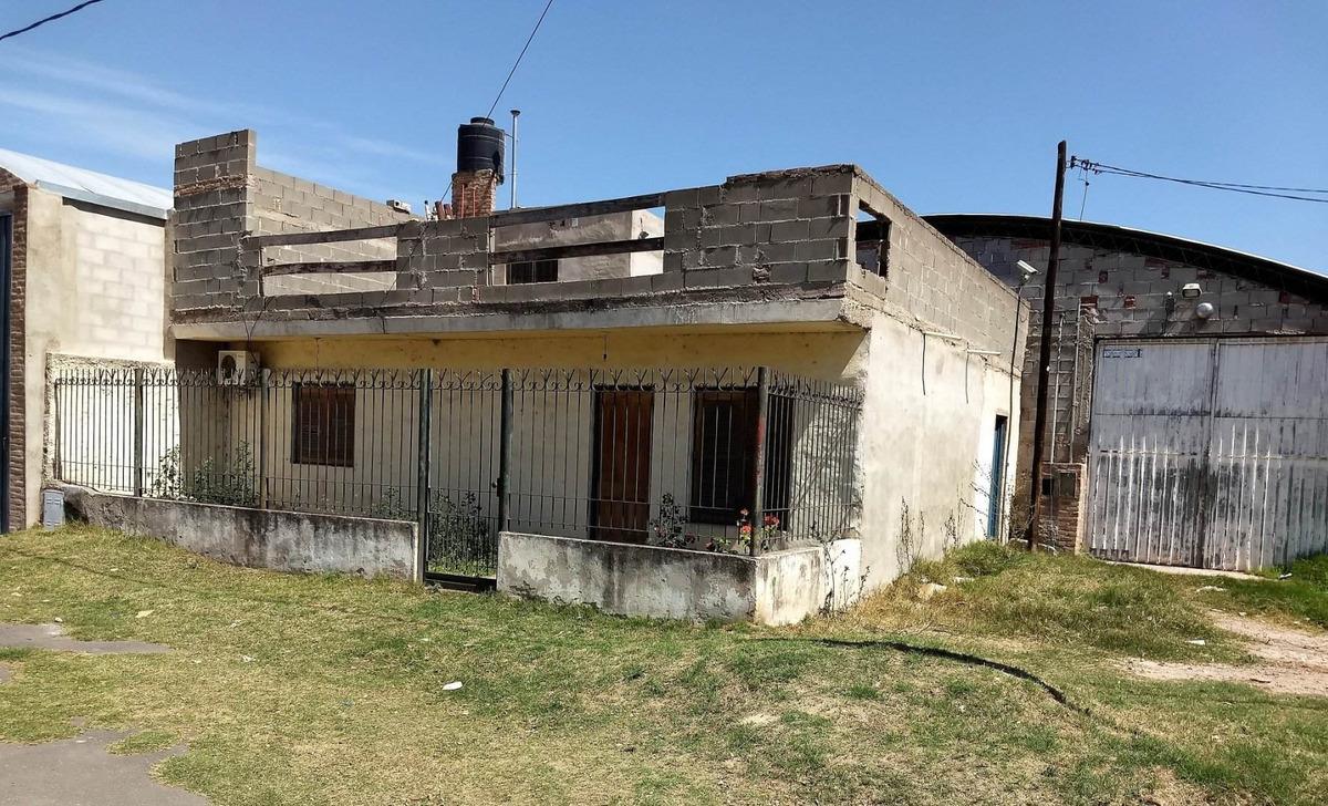 galpon con vivienda en venta en b° panamericano