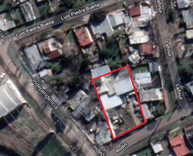 galpon con vivienda-oportunidad 950 mts - anticipo y cuotas