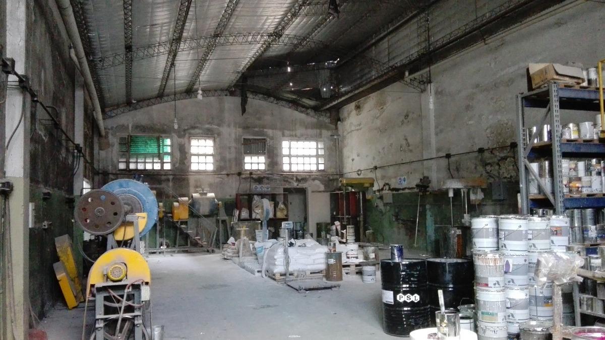 galpon de 1100 m2 en zona industrial