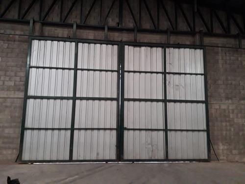 galpon de 1500 m2 en alquiler - pitq
