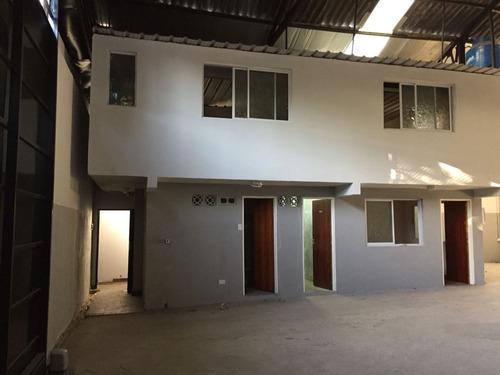 galpon de 1860 m2 en alquiler / 3 naves a estrenar - sarandi