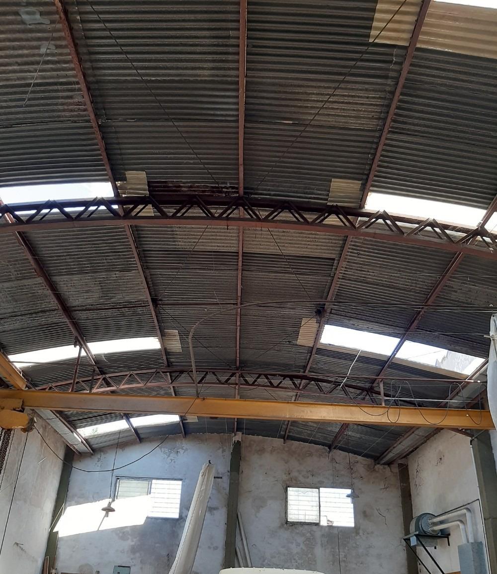 galpon de 280 m2 en parque industrial burzaco
