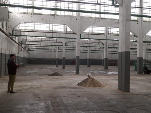 galpón de 3445 m2 en alqu o venta -parq ind la bernaleza