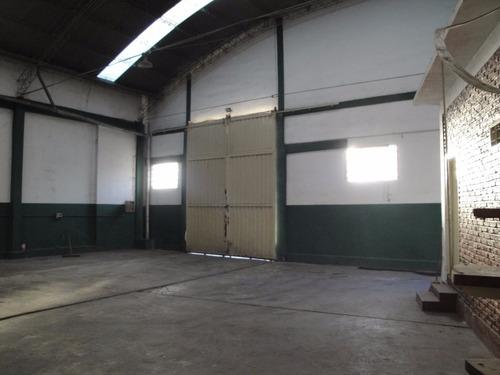 galpon de 360 m2 en alquiler - sarandi