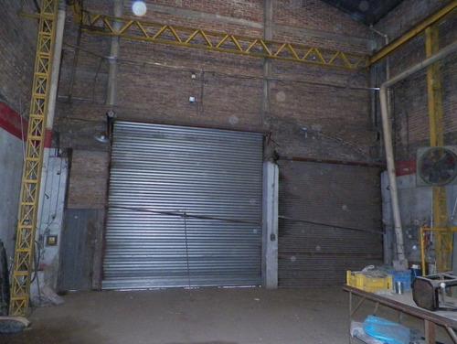 galpón de 547 m2 en alquile o venta - wilde