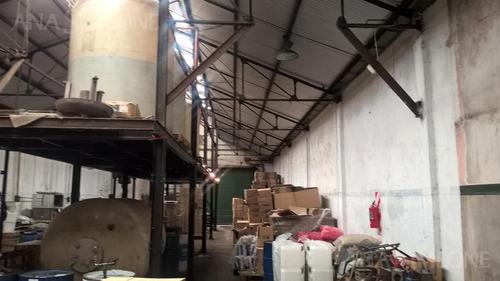 galpón  de 550 m² cubiertos
