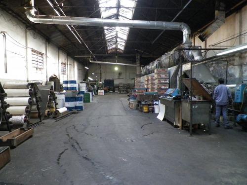 galpon de 900 m2 en venta - excelente zona
