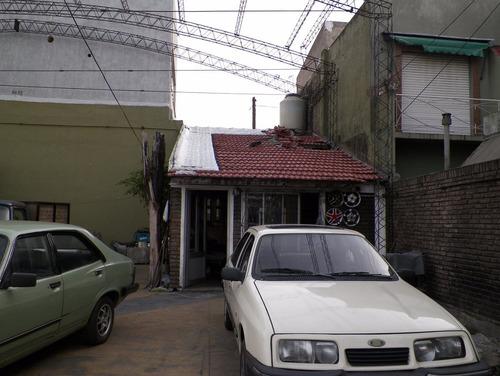galpón - deposito (a techar)
