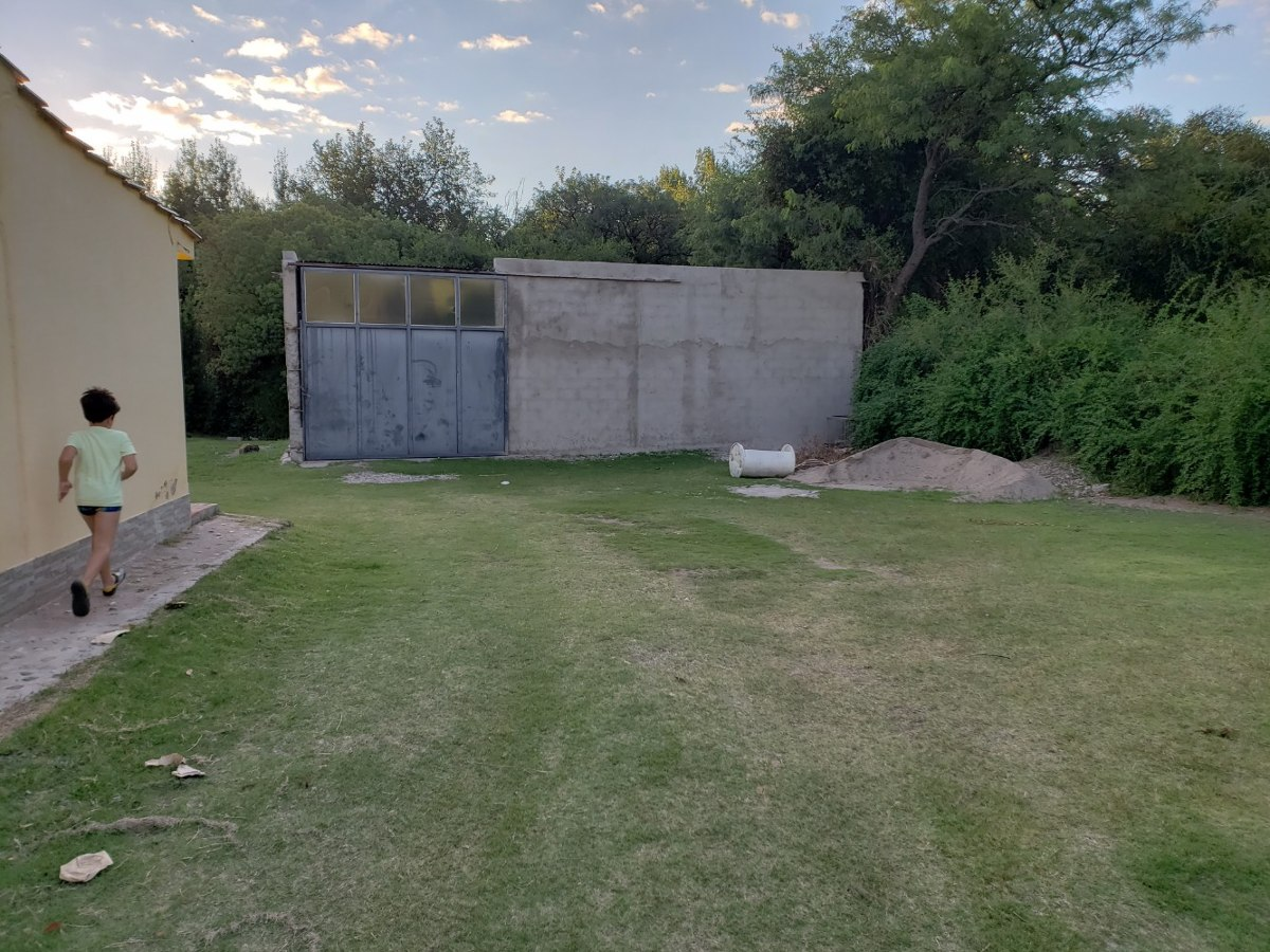 galpón depósito villa de las rosas córdoba 190m2 financio
