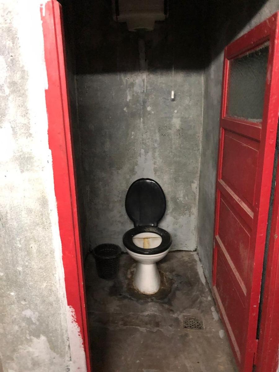 galpon en alquiler 242 m2. baños cochera munro