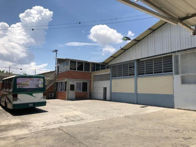 galpon en alquiler barquisimeto oeste 20-5732 jg