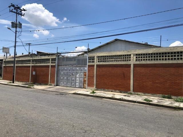 galpon en alquiler barquisimeto oeste 20-5746 mf