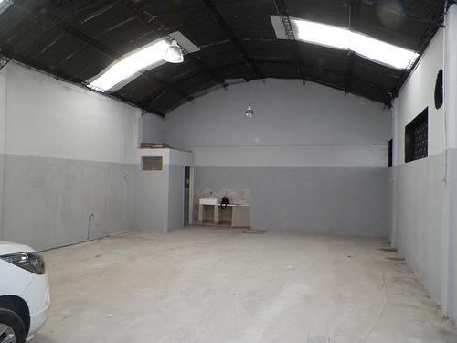 galpon en alquiler de 103 m2 - wilde - avellaneda.