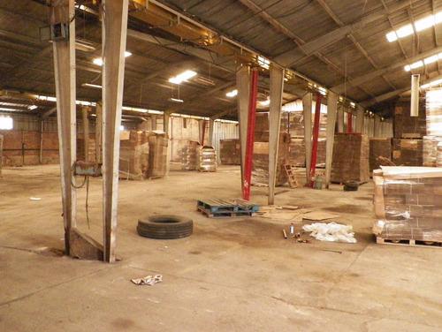 galpon en alquiler de 1360 m2 - parq indu y tec de quilmes