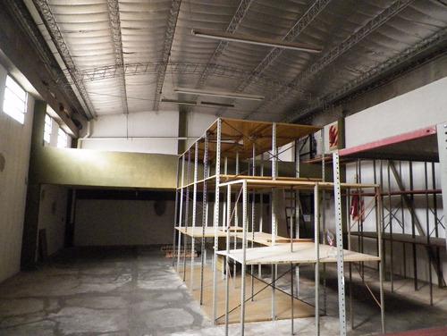 galpon en alquiler de 1380 m2 cubiertos - avellaneda