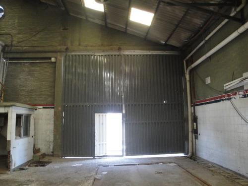 galpon en alquiler de 1435 m2 cub - parq indus de avellaneda