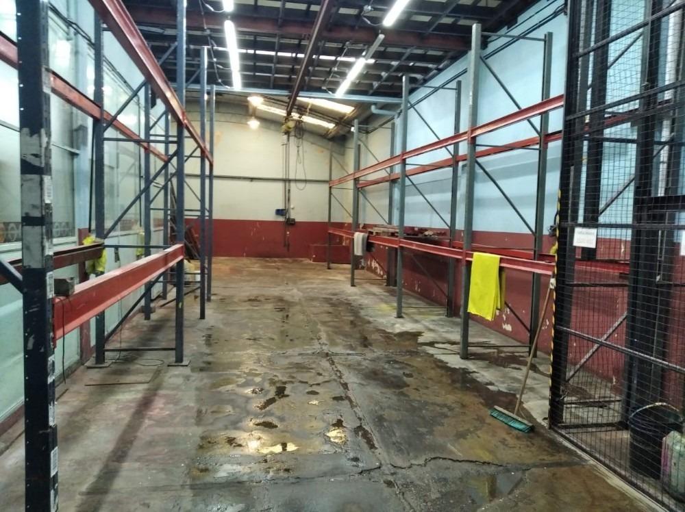 galpon en alquiler de 200 m2 - dock sud