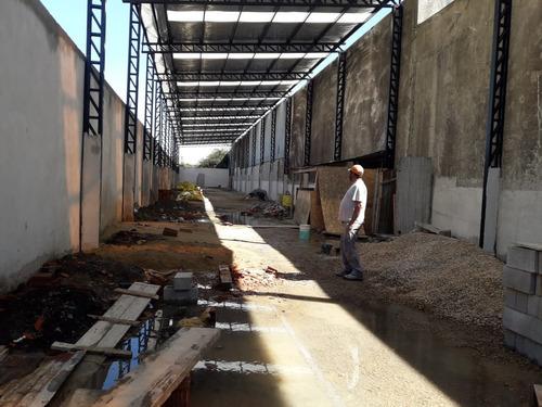 galpon en alquiler de 650 m2 a estrenar - dock sud