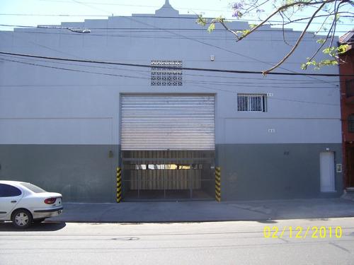 galpon en alquiler de 850 m2 + oficinas - avellaneda