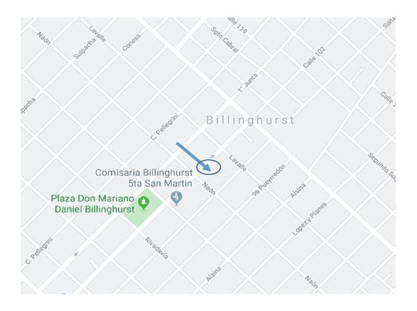 galpón en billinghurst venta de 50% parte indivisa