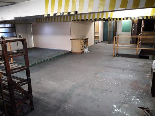 galpon en venta de 540 m2 totales - 4 pisos - gerly
