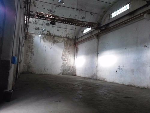 galpon en venta o alquiler de 705 m2-parq indus la bernaleza